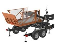 CANTILEVER MOBILE DOCK LIFT